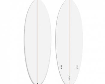 Manufacture of surfboard blanks - Arrosi
