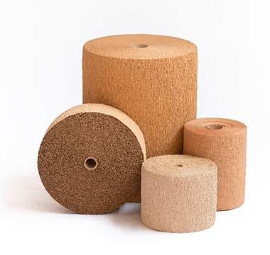 Papier crêpé recyclé - Arrosi